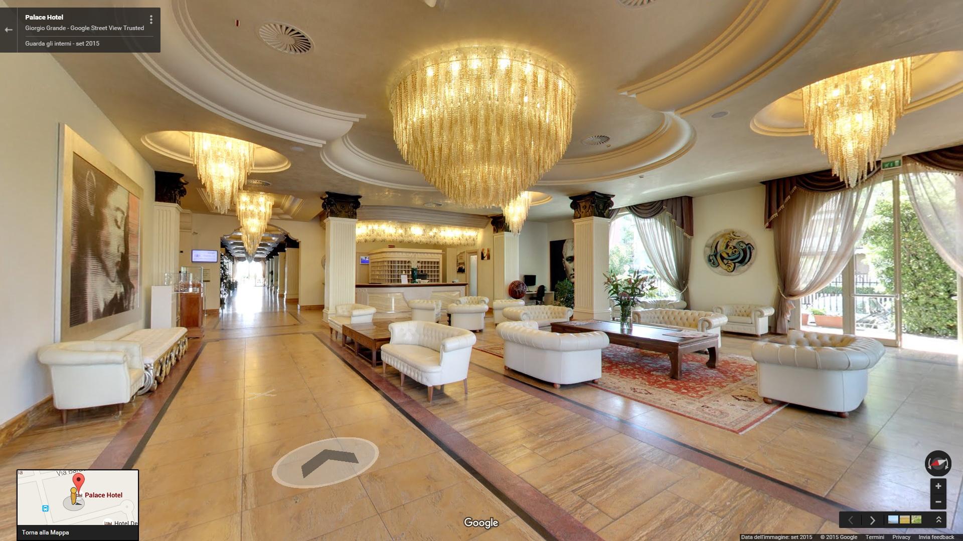 Hotel palace milano marittima clickinside - Hotel con piscina coperta milano marittima ...